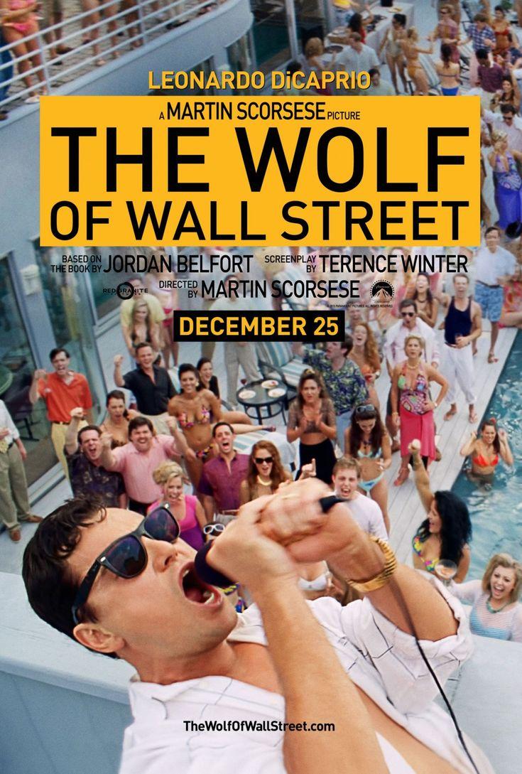 Wall street il denaro non dorme mai amazon it michael douglas - The Wolf Of Wall Street Extra Large Movie Poster Image Internet Movie Poster Awards