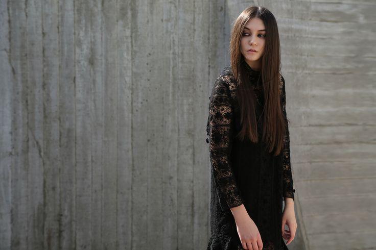 Black is Back Isabel Marant Dress