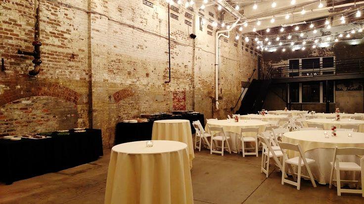 The Annex - Rhinegeist Brewery - Rehearsal Dinner