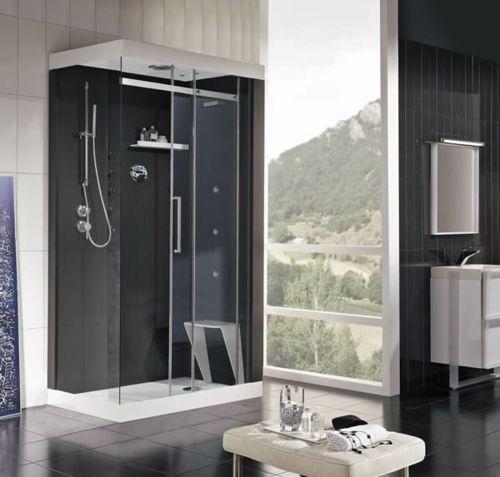 1000+ Ideas About Badezimmer Schwarz On Pinterest | Badezimmer ... Badezimmer Schwarz