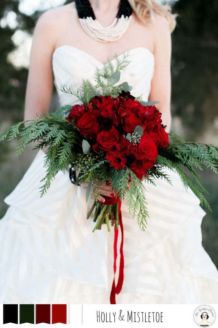 13 best Kytky images on Pinterest | Wedding bouquets, Winter ...