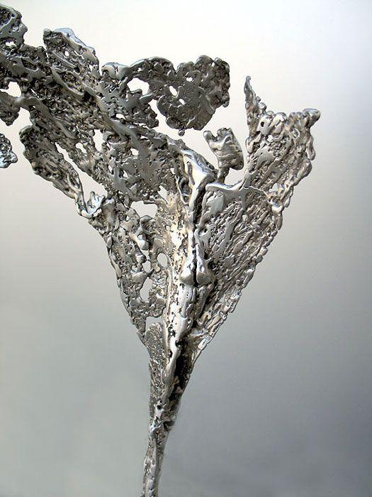 Neues Interieur Gartenskulpturen Metall Modern - waitingshare.com -