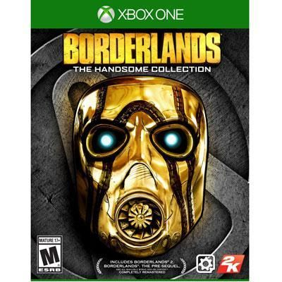 Borderlands Handsome XOne (49532)