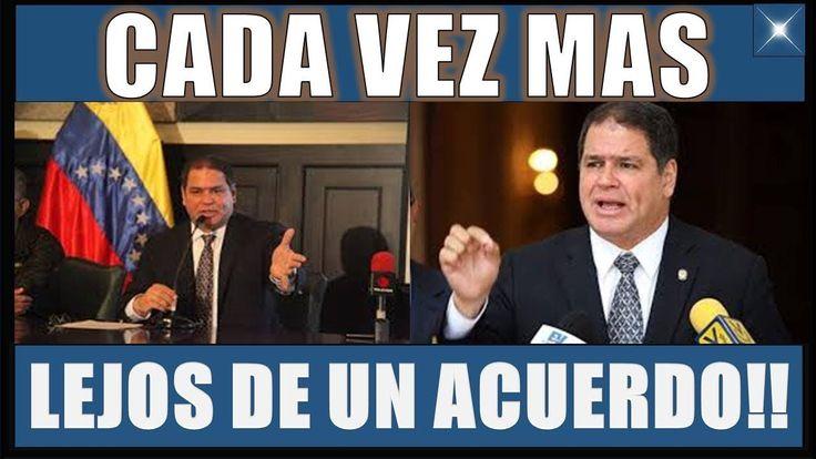 ULTIMA HORA VENEZUELA 1 FEBRERO 2018 #CADA VEZ ESTA MAS LEJOS EL ACUERDO CON REPÚBLICA DOMINICANA!!