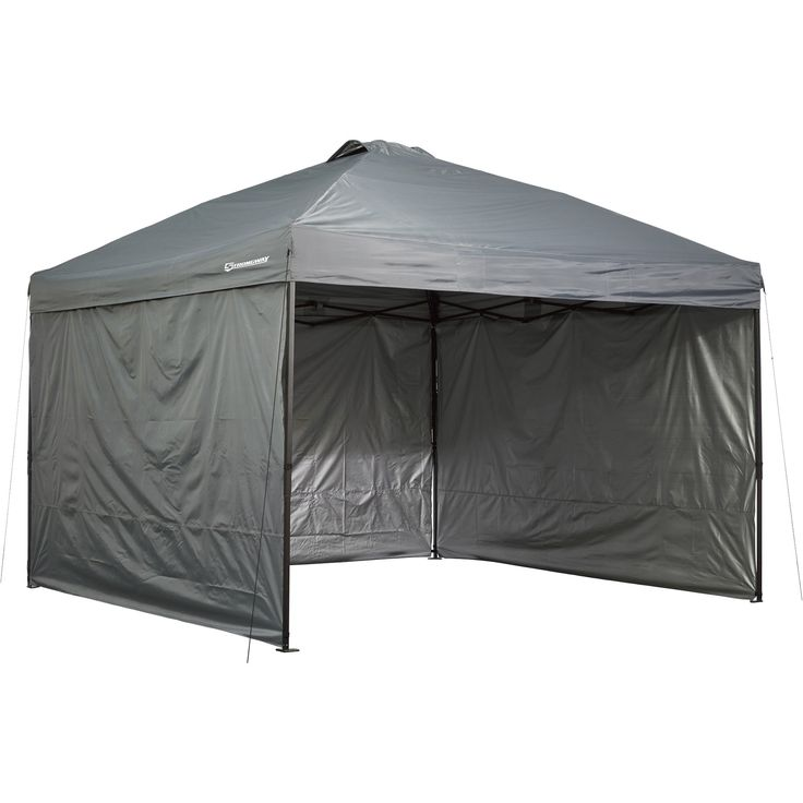 Strongway Straight Leg Outdoor Canopy Tent Side Wall U2014 12ft. X 12ft
