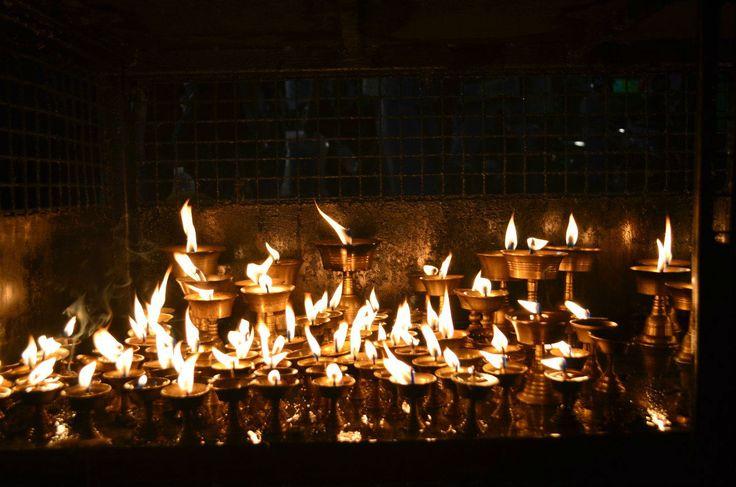Подношение огня богам.  Вокруг Аннапурны, Hikeup