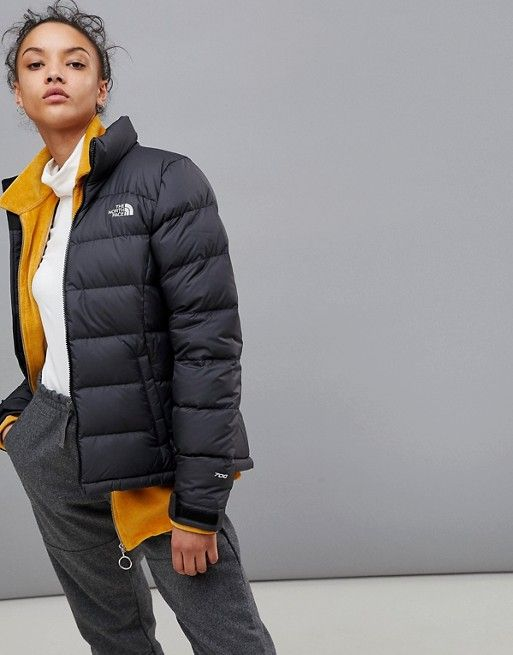 The North Face Women s Nuptse 2 Jacket in Black  ac8ff53b39