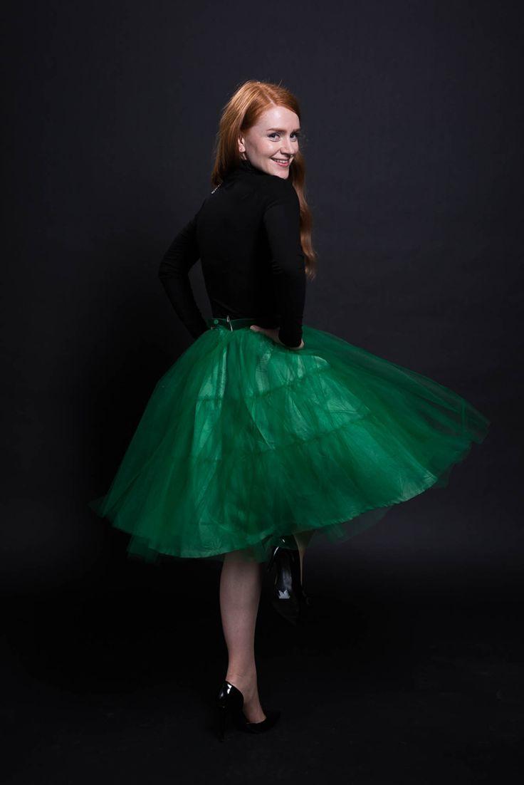 Winterlicher cocktail dress