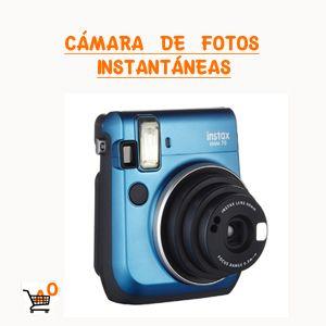 Traemos las mejores y mas baratas cámaras de fotos instantáneas que se pueden encontrar por la web. Ven y mira las que hemos escogido para ti.