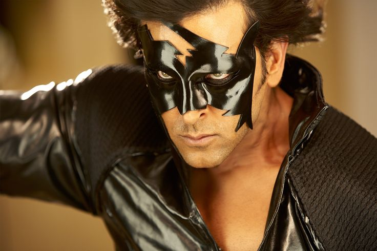 Hrithik Roshan in the film Krrish 3. #Bollywood #Fashion