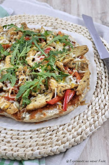 Las 25+ mejores ideas sobre Fladenbrotpizza en Pinterest