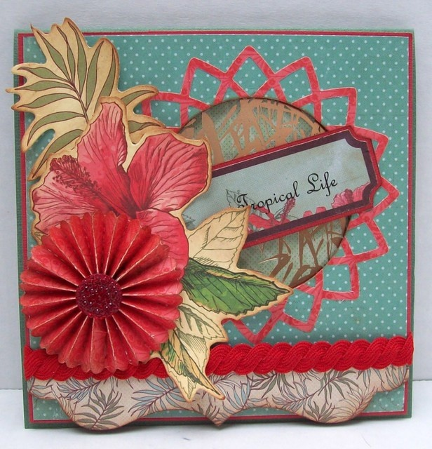 Best of Betsy's: Kaisercraft's Tropicana Cards