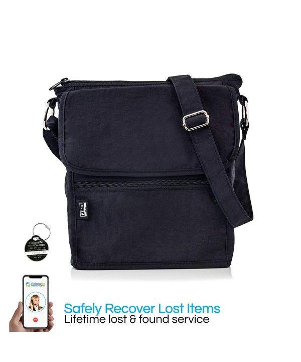1388e9cc9a94 Travel Crossbody Purse - Hidden RFID Pocket - Includes Lifetime Lost ...