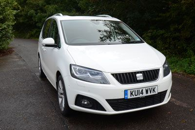 Seat Alhambra Review (2014)