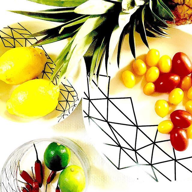 Loving the fresh fruit (& chilli) from the Farmers Market. Great plates too www.bzyoo.com #foodstyling #style #delicious #yummy #design #food #fresh #foodie #foodgasm #foodgasm #foodpics #decor #design #lime #love #lemon #london #paris #pineapple #black #beauty #byronbay #beautiful #cool #chilli #decor #homedecor #instafood #instagram #white #tomato #yummy #architecture #style #homedecor #newyork