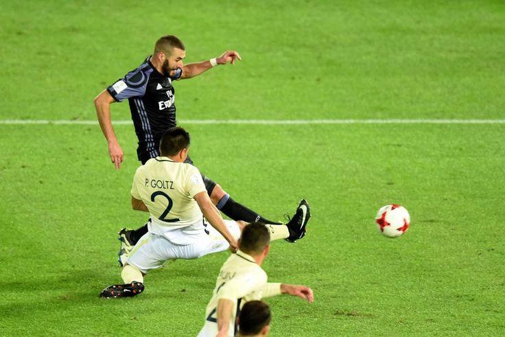 Benzema y Cristiano cobijan al Real Madrid contra el América | Deportes | EL PAÍS
