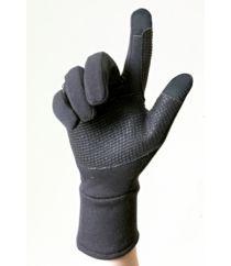 Ovation SmartTap Fleece Glove - Medium Statelinetack.com