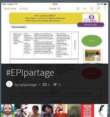 EPI partage : La banque d'idées des enseignants favorables à la réforme ( Je…