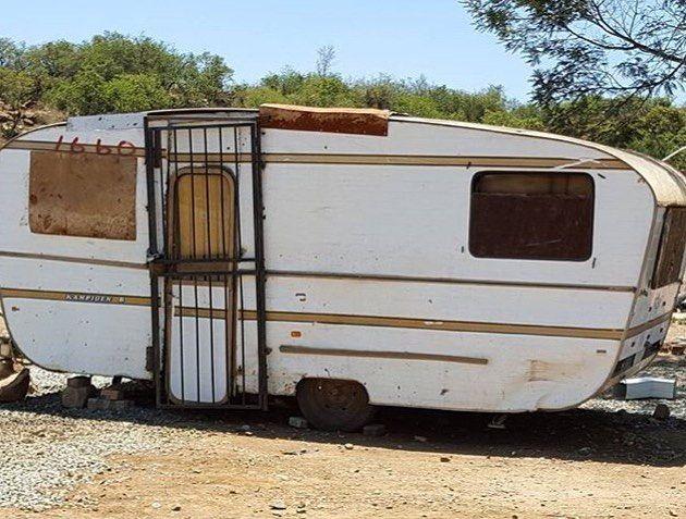 The caravans in Brakpan has security gates #brakpan #southafrica #shit_sa_say #tapidtriangle - Enjoy the Shit South Africans Say! #CapeTown #africa #comedy #humor #braai #afrikaans