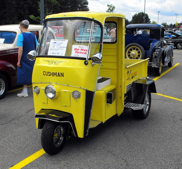 103 best images about CUSHMAN on Pinterest | Motor ...