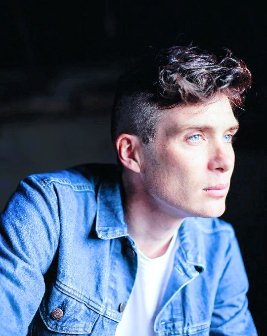 Cillian Murphy - I cannot even deal with this mans face!