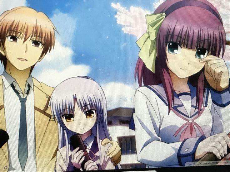 Yurippe right there is my reaction to the ship (OTONASHI'S ARM IS AROUND KANADE I DYING OF HAPPINESS)