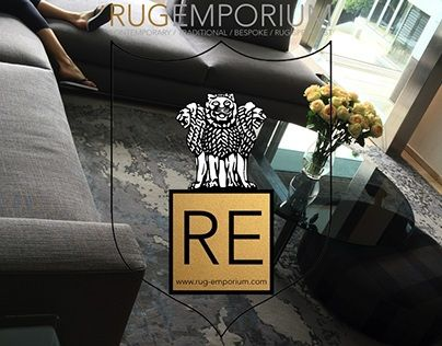 """Check out new work on my @Behance portfolio: """"CONTEMPORARY HAND KNOTTED RUGS BY RUG-EMPORIUM"""" http://on.be.net/1IGtLbY"""