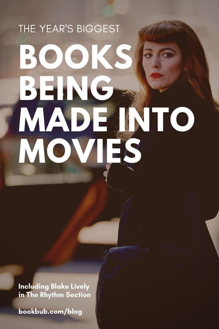 27 Books Being Made Into Movies in 2019 in 2019   Books Worth