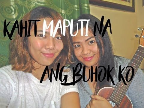 Kahit Maputi Na Ang Buhok Ko (Ukulele cover) | Yanna Martinez (Philippines) | ukulele philippines - WATCH VIDEO HERE -> http://pricephilippines.info/kahit-maputi-na-ang-buhok-ko-ukulele-cover-yanna-martinez-philippines-ukulele-philippines/      Click Here for a Complete List of Ukelele Price in the Philippines  ** ukulele philippines  Hey everyone!!!! Another video for this week…. introducing my cousin, Ylyn Villanueva!!! She's my sister from another mother, we&#
