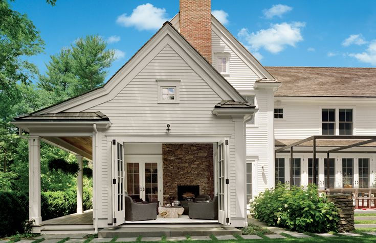 864 best images about farmhouse cottage on pinterest for New construction farmhouse