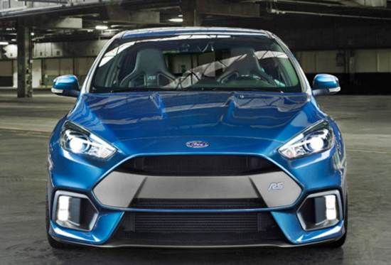2017 Ford Focus RS Release Date Rumors and Specs