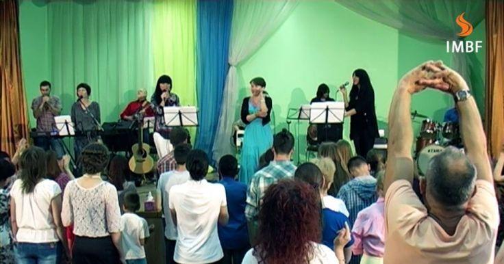 Запись конференции «Дары Святого Духа» в Киевском Духовном Центре «Благодарение Отца» от 23 июля 2016 года. Слово о дарах, практика даров и фрагмент фильма.