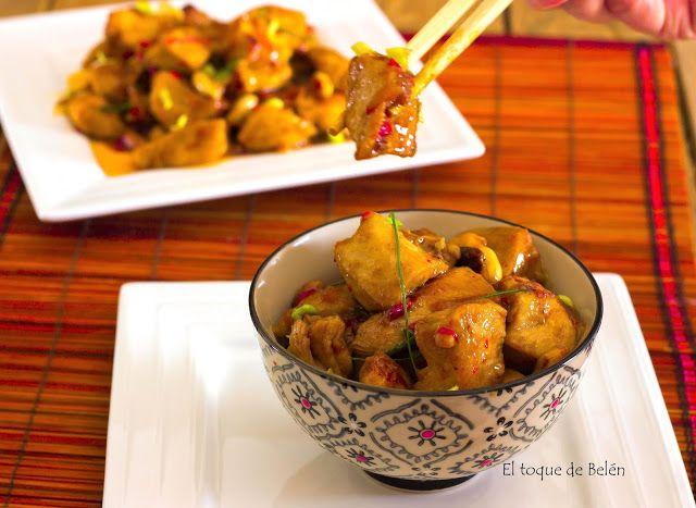 Pollo Kung Pao o Gong Bao
