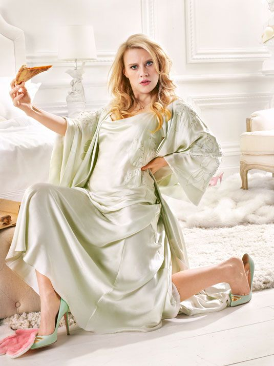 Kate McKinnon (Born: Kathryn McKinnon Berthold - January 6, 1984 - Sea Cliff, NY, USA), 2012-present