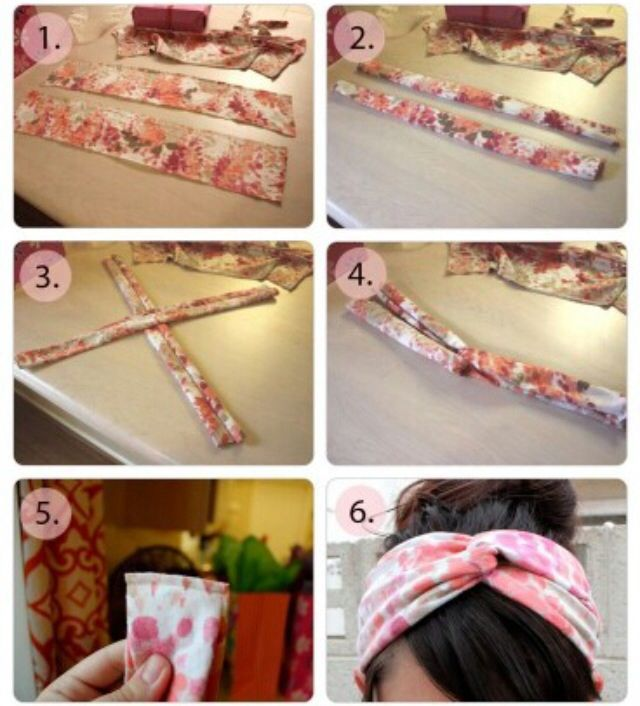 Gonna try this cute headband