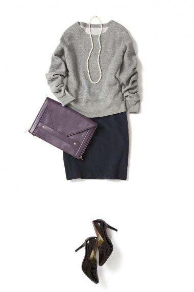 簡単可愛い、大人スウェットが買い! ― A-ファッションコーディネート通販|ビストロ フラワーズ トウキョウ