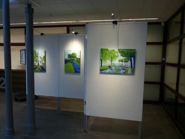Exposities van miranda meulenkamp haar werk.
