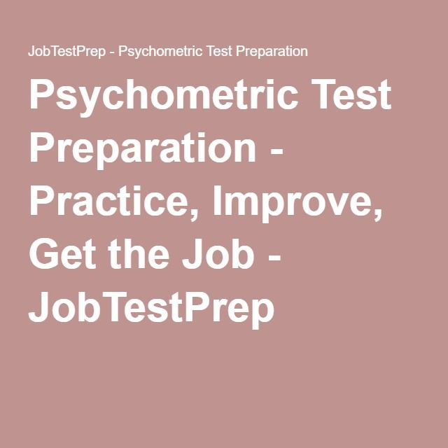 As 25 melhores ideias de Job aptitude test no Pinterest Currículo - job test