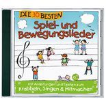 """Kinder-CD """"Spiel- und Bewegungslieder"""""""