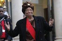 Ellen Johnson-Sirleaf - President of Liberia