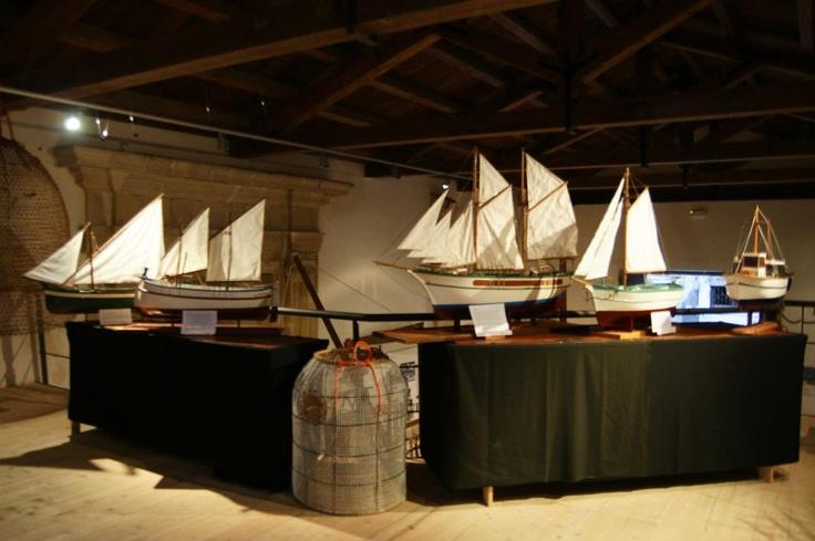 modelli di barche che hanno solcato il mare siracusano