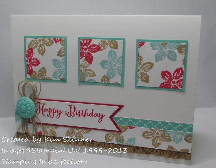Petite Petals from Kim Skinner (order her http://www2.stampinup.com/ECWeb/ProductDetails.aspx?productID=133155&dbwsdemoid=5007342)