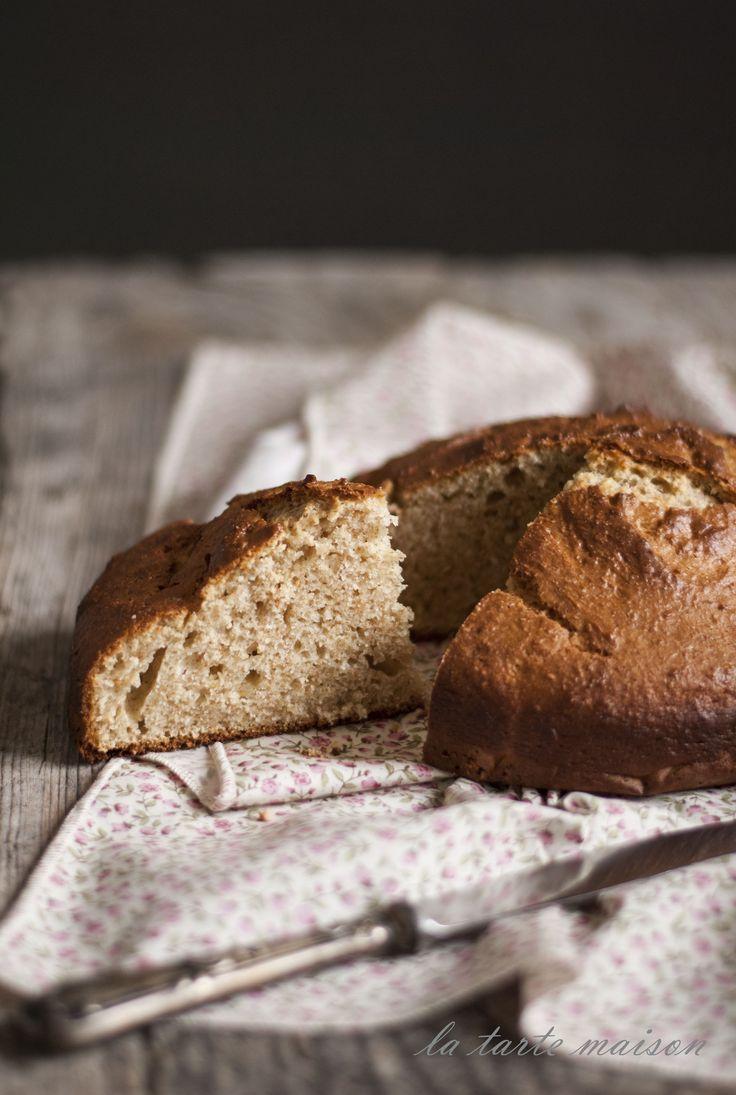 Torta di ricotta_La tarte maison