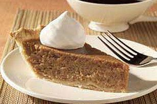 Lisa's Sweet Potato Pie recipe... who doesnt love a good sweet potato pie? #kraftrecipes