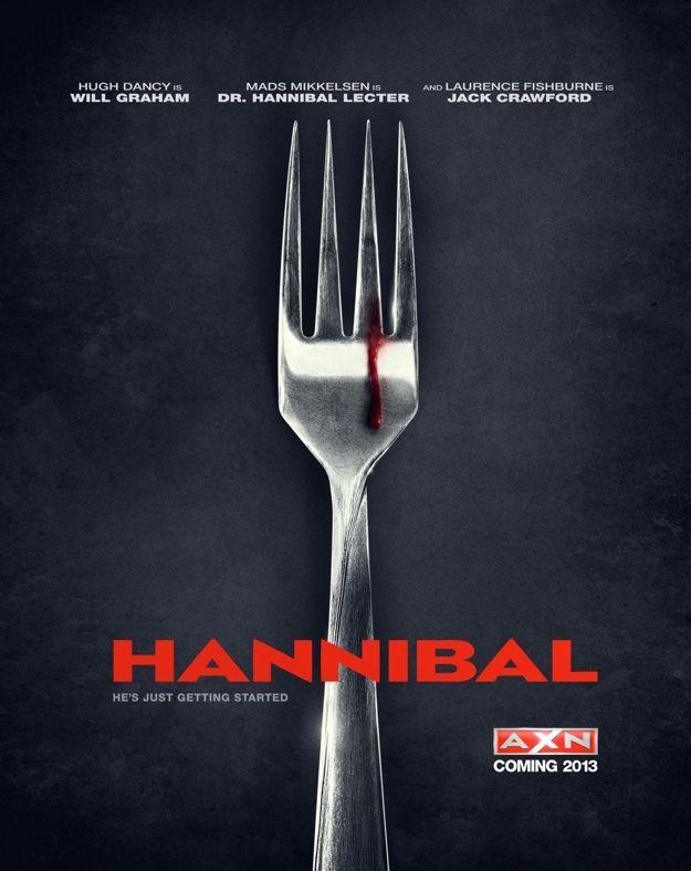 Hannibal series poster
