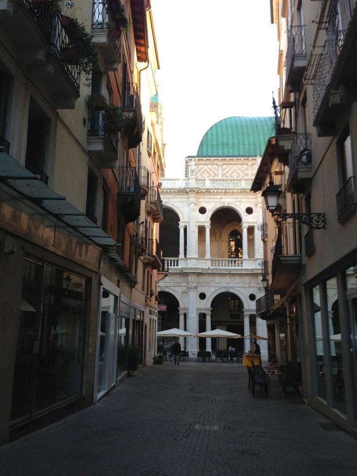 Vicenza, Italy (via VICENZA)
