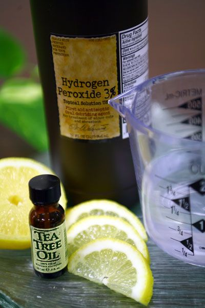 Make your own bleach/brightener substitute from hydrogen peroxide and lemon juice.