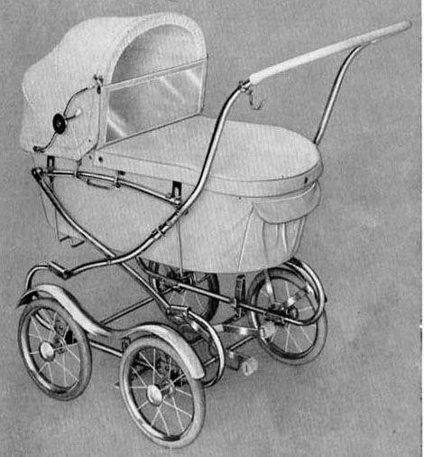 1961 Sventskillverkade Emmaljunga Denna