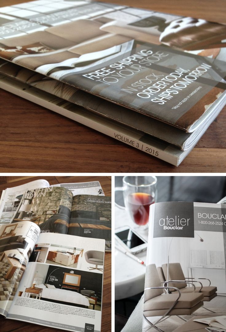 Catalogue Design - New Furniture Collection