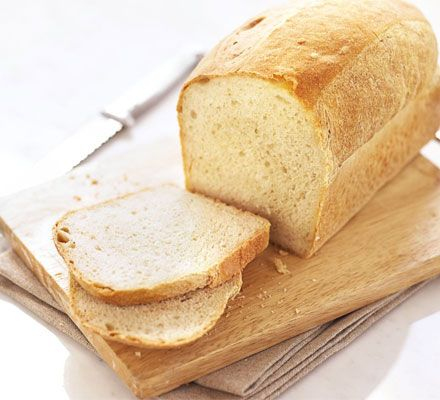Once you've mastered this basic loaf, the bread-making world's your oyster